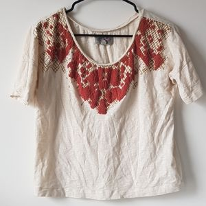 Urban Outfitters Beaded Top